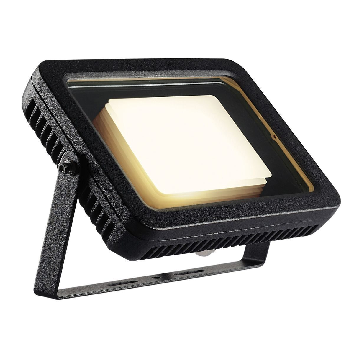 Прожектор светильник фонарь на солнечной батарее 54 LED